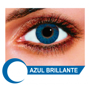 Azul Brillante